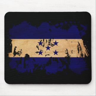 Honduras Flag Mouse Pad