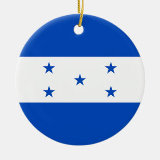 Honduras Flag Ornament