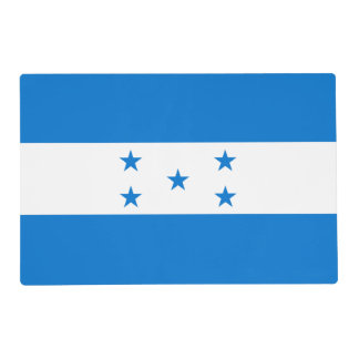 Honduras Flag Placemat