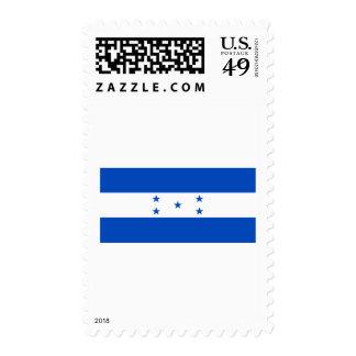Honduras Flag Stamp
