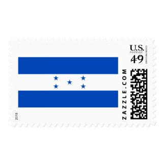 Honduras Flag Postage Stamp