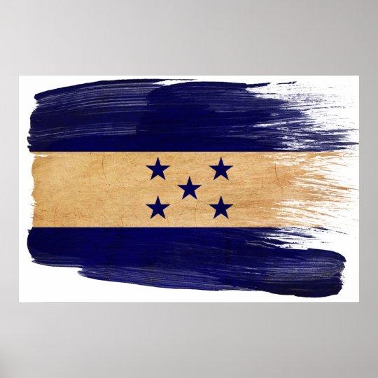 Honduras Flag Posters