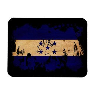 Honduras Flag Flexible Magnets
