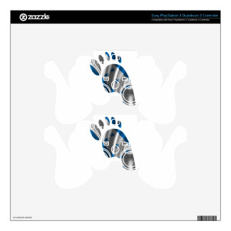 HONDURAS FLAG PRODUCTS PS3 CONTROLLER DECAL