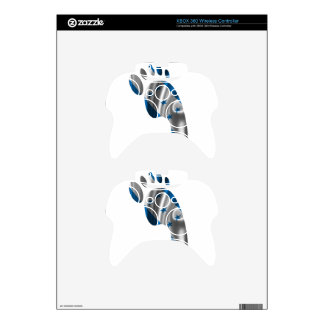 HONDURAS FLAG PRODUCTS XBOX 360 CONTROLLER DECAL