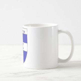 Honduras Flag Shield Coffee Mug