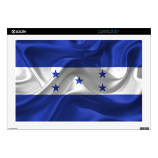 honduras-Flag Skin For Laptop
