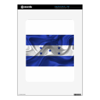 honduras-Flag Skins For iPad
