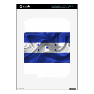 honduras-Flag Skins For iPad 3