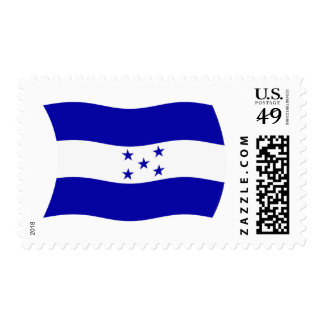Honduras Flag Stamps