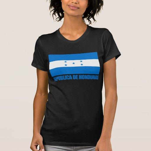Honduras Flag Tshirts