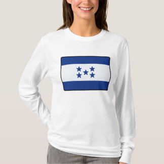Honduras Flag Women T-Shirt