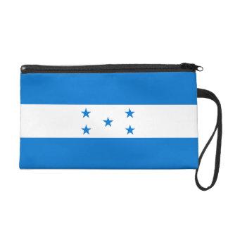 Honduras Flag Wristlet