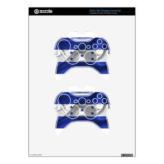 honduras-Flag Xbox 360 Controller Skins