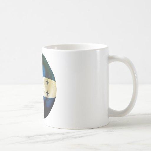 Honduras Football Coffee Mug