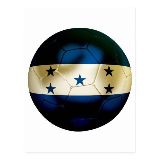 Honduras Football Post Card