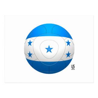 Honduras - fútbol del Los Catrachos Postal