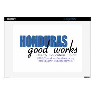 Honduras Good Works Decals For Laptops