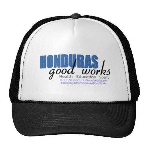 Honduras Good Works Hat