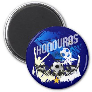 Honduras Grunge flag futbol festa soccer design Magnet