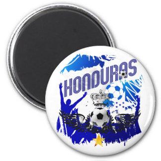Honduras Grunge flag soccer futbol celebration Fridge Magnet