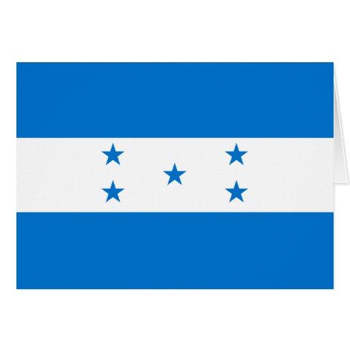 Honduras, Guyana Tarjetón