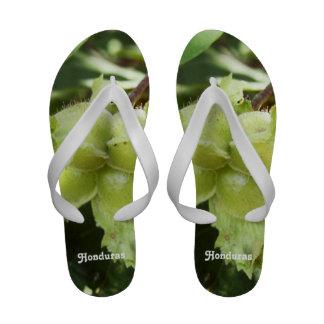 Honduras Hazelnuts Flip Flops