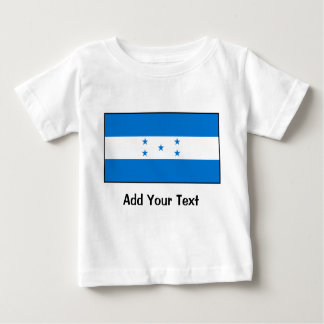 Honduras – Honduran Flag Baby T-Shirt