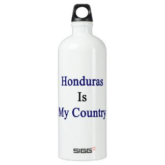 Honduras Is My Country SIGG Traveler 1.0L Water Bottle