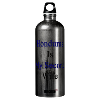 Honduras Is My Second Wife SIGG Traveler 1.0L Water Bottle