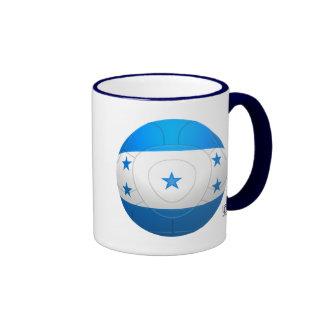 Honduras - Los Catrachos Football Mug