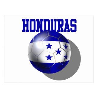 Honduras Los Catrachos soccer fans gifts Postcard