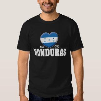 Honduras Love C Shirt