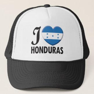 Honduras Love Trucker Hat