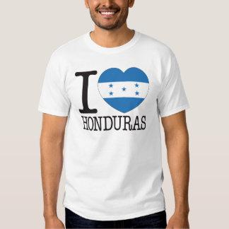 Honduras Love v2 T Shirt