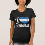 Honduras Love W Tshirt