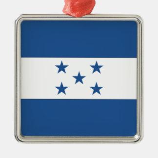Honduras Metal Ornament