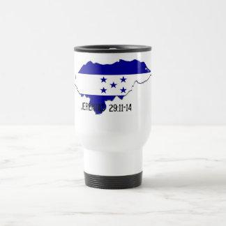 Honduras Mission Jeremias 29:11-14 - Customized Mug