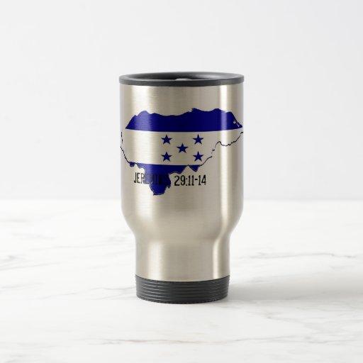 Honduras Missions Jeremias 29:11-14 Coffee Mug