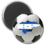 Honduras national team fridge magnet