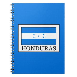Honduras Notebook