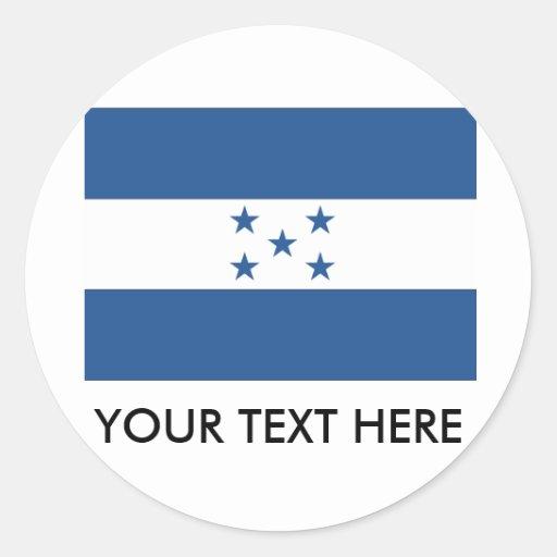 Honduras Pegatinas
