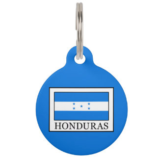 Honduras Pet Tag