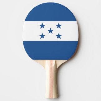 Honduras Ping Pong Paddle