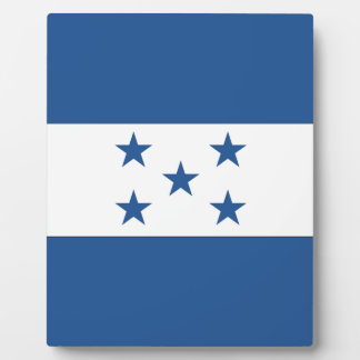 Honduras Photo Plaque