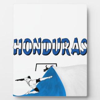 Honduras Display Plaques