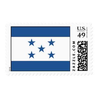 Honduras Postage Stamp