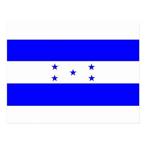 Honduras Postcard
