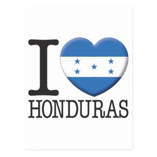 Honduras Post Card