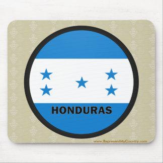 Honduras Roundel quality Flag Mouse Pad